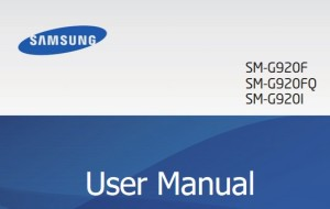 Samsung Galaxy S6 User Manual in German language (Deutsch) PDF Download